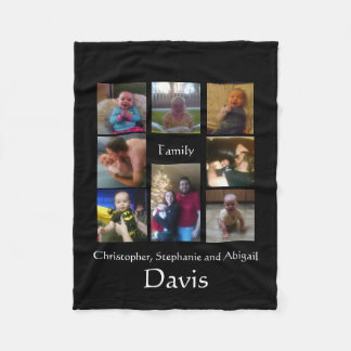 Davis Family Blanket