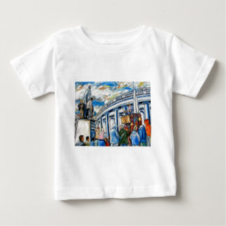 davis monument dame street dublin baby T-Shirt