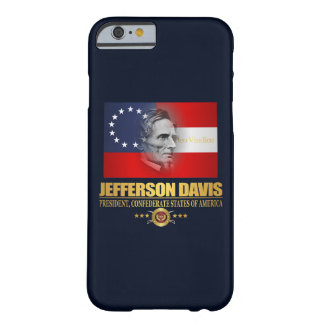 Davis (Southern Patriot) Barely There iPhone 6 Case