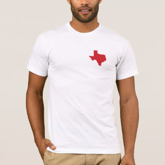 Davy Crockett Texas T-Shirt - Front Pocket
