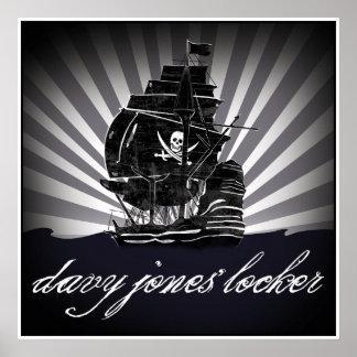 davy jones locker poster