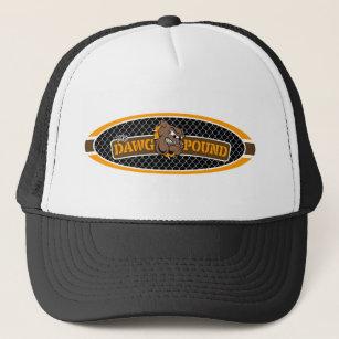 0a430269847 Dawg Pound Chain Link Trucker Hat