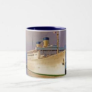 Dawn Arrival Two-Tone Coffee Mug