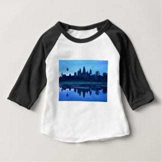 Dawn at Angkor Wat Baby T-Shirt