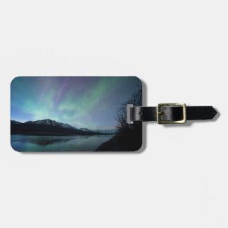 Dawn Aurora Luggage Tag