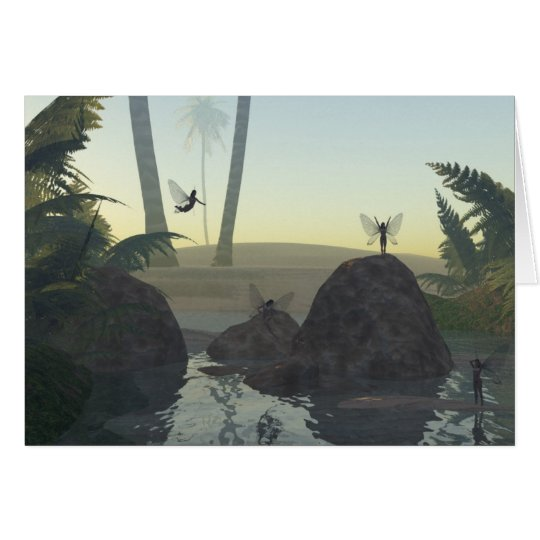 Dawn Card
