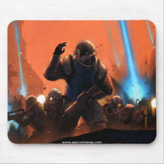 'Dawn of Destiny' Mousepad