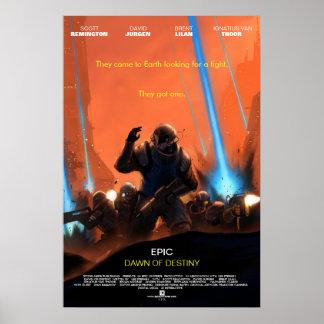 'Dawn of Destiny' Movie Poster