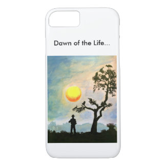 Dawn of the Life... (Case) iPhone 8/7 Case