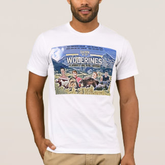 Dawn of The Wolverines! T-Shirt