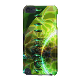 Dawn of Time – Lime Gold Emerge iPod Touch 5G Cases