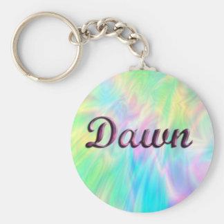Dawn Pastel Keychain