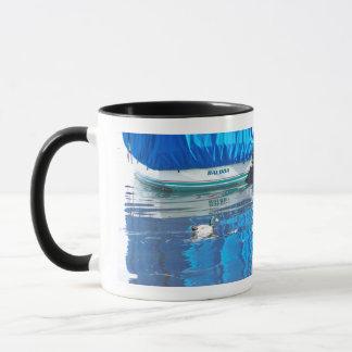 Dawn Sailboats Mug
