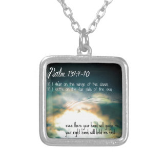 Dawn Silver Plated Necklace