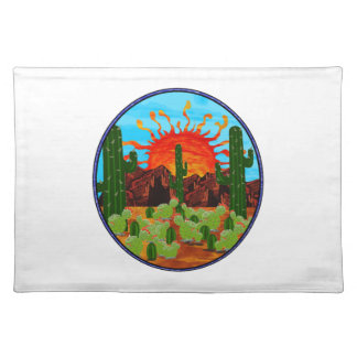 DAWNING DAY PLACEMAT