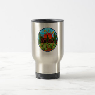 DAWNING DAY TRAVEL MUG