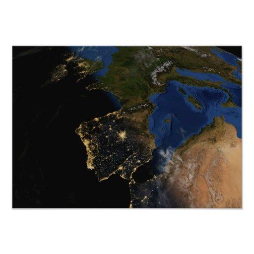 Dawns in Spain Photo