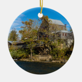 Dawt Mill Ceramic Ornament