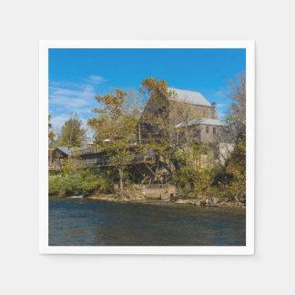 Dawt Mill Disposable Napkins