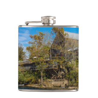 Dawt Mill Hip Flask