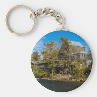 Dawt Mill Keychain
