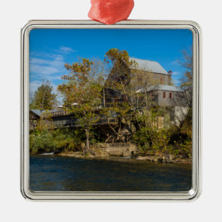 Dawt Mill Metal Ornament