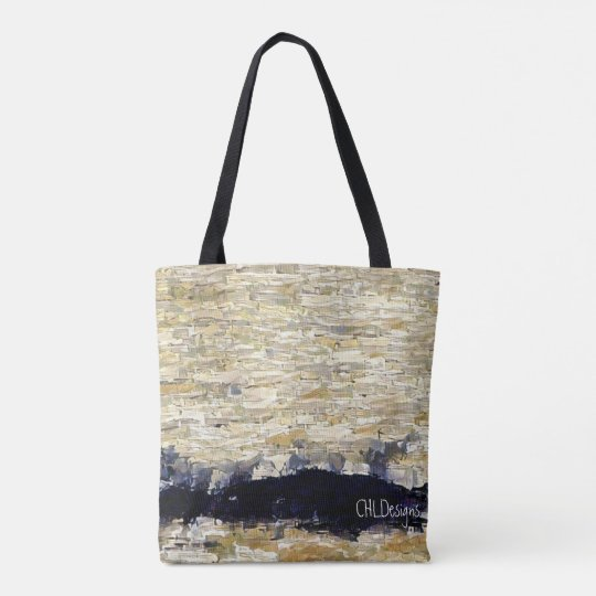 Day at the Beach tote