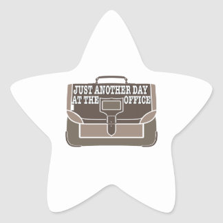 Day at the Office Sticker