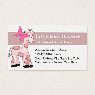 Day Care  Business Cards