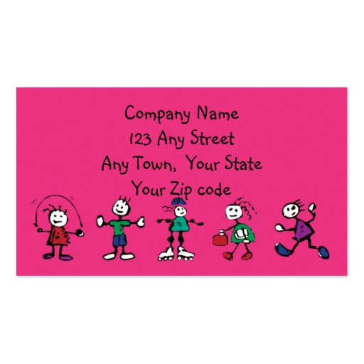 Babysitting business card templates free militaryalicious recent posts colourmoves