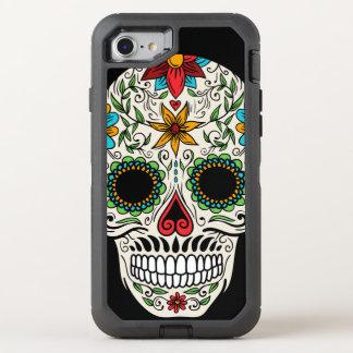 Day Dead Sugar Skull OtterBox Defender iPhone 8/7 Case