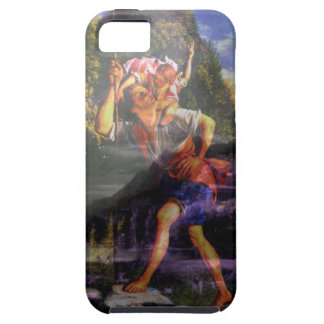 Day Into Night with Dad iPhone 5 Cover