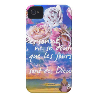 Day is  a gift iPhone 4 covers