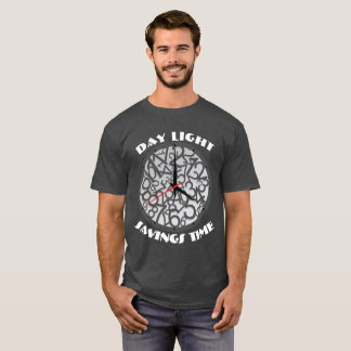 Day Light Savings Time Confusion T-Shirt