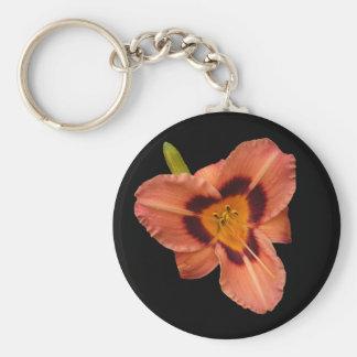 Day Lily 91b ~ keychain