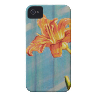 Day Lily Cycle Case-Mate iPhone 4 Cases