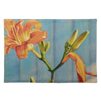 Day Lily Cycle Placemat
