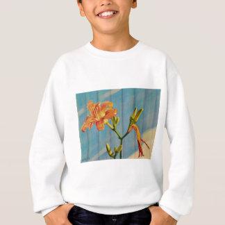 Day Lily Cycle Sweatshirt