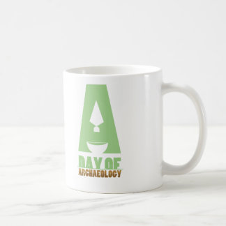 Day of Archaeology tea/coffee mug