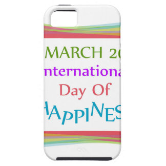 Day of Happiness iPhone 5 Case