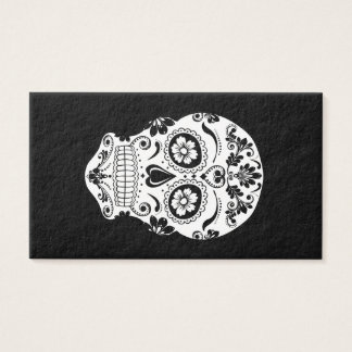 DAY OF THE DEAD 1 BUSINESS CARD
