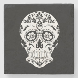 DAY OF THE DEAD 1 STONE COASTER