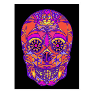 Day of the Dead 2 Postcard