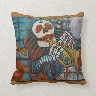 Day Of The Dead American MoJo Pillow