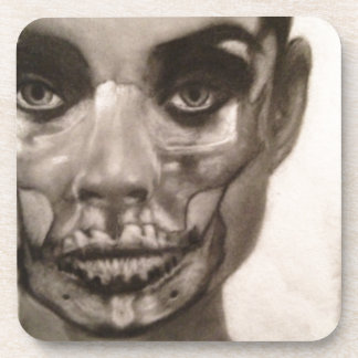 day of the dead beverage coaster