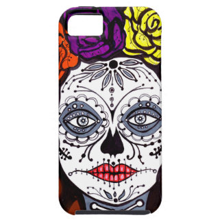 Day of the Dead Bride iPhone 5 Cases