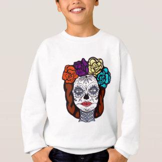 Day of the Dead Bride Sweatshirt