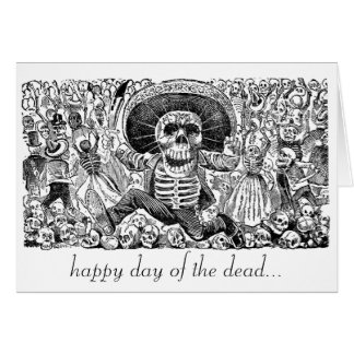 Day of the Dead Cards by Jose Posada