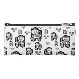 Day of the Dead- Cat Skeleton Pencil Case