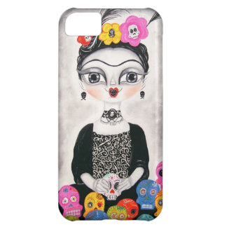 Day of the Dead Cover For iPhone 5C